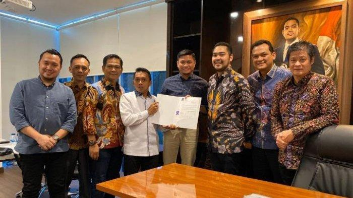 Ulang Tahun ke 34, Adnan Purichta Ichsan Dapat Rekomendasi Nasdem