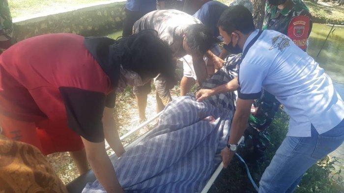 Kronologis Kakek di Pangkep Tewas Ditebas Parang, Berawal Saat Korban Matikan Mesin Pompa Air
