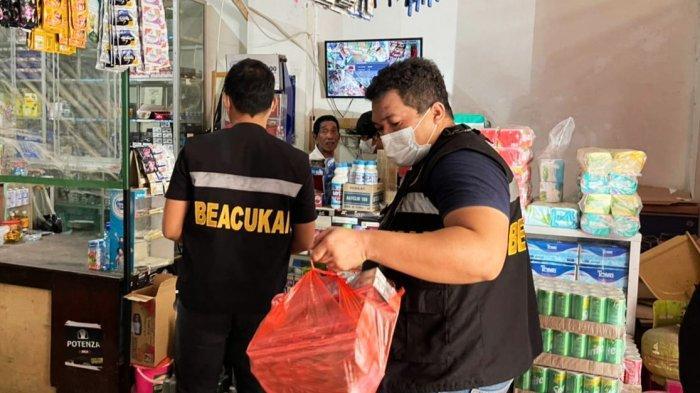 Bea Cukai Sita 9.800 Batang Rokok Ilegal di Toraja Utara