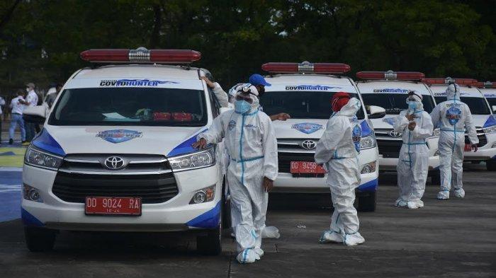HEADLINE TRIBUN Timur Hari Ini: Makassar Jangan Kendor Lawan Covid-19, Danny: Tetap Gasspool