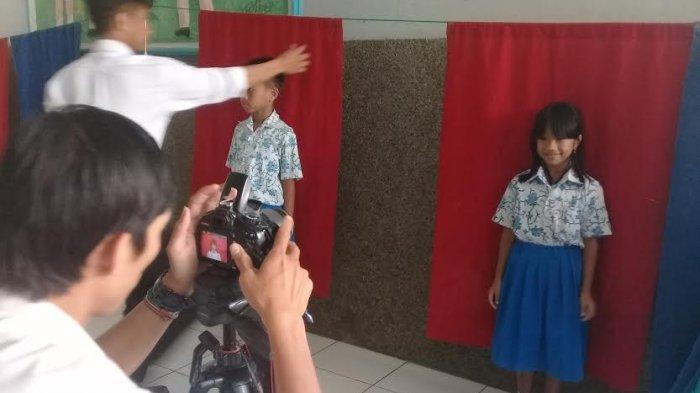 Lengkapi Data untuk Pembuatan KIA, Dukcapil Tator Sambagi Sekolah
