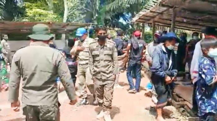 Satpol PP Torut Bubarkan Rambu Solo di Rantebua, Tuan Rumah Beralasan Tak Tahu Perpanjangan PPKM