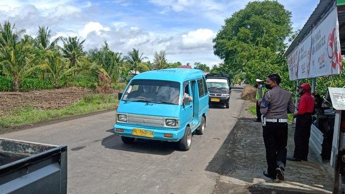 Operasi Ketupat 2021, Mau Masuk Kabupaten Wajo Harus Perlihatkan KTP