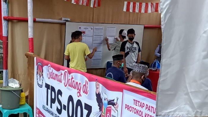 Kepala Rutan Kelas IIB Watansoppeng Syamsurijal Tegur KPPS Lupa Umumkan Jumlah DPT