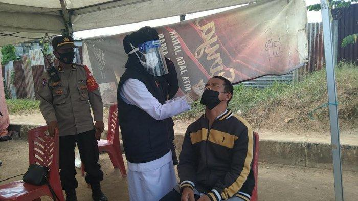 Alasan Pengendara Tak Pakai Masker Saat Melintas di Poros Maros - Makassar