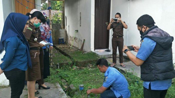 Tagihan Air PDAM Menunggak, Meteran Air di Rumdis Kejari Takalar Disegel