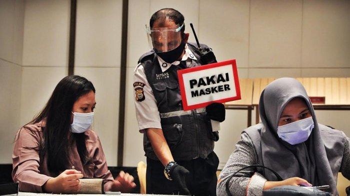 Meski Pakai Masker, Jangan Abai Jaga Jarak untuk Cegah Penularan Covid-19!