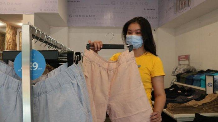 Pakaian Wanita Diskon 70% di 4 Tenant NIPAH
