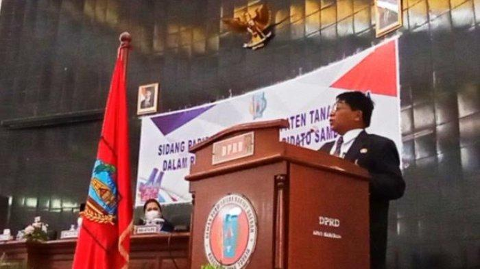 Kepala OPD Tak Mau Kerjasama, Bupati Tana Toraja: Silahkan Mundur