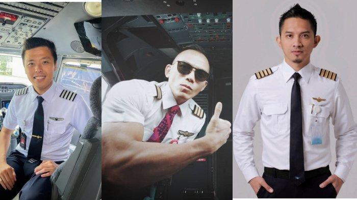 Selain Menerbangkan Pesawat, Para Pilot ini juga Jadi Youtuber dan Selebgram, Pengikut Hingga Jutaan