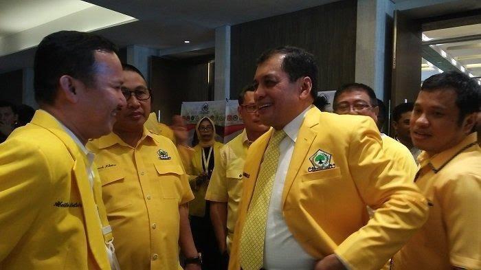 Golkar Makassar Solid Menangkan Irman Yasin Limpo di Pilwalkot
