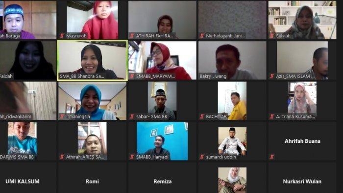 Guru SMA Islam Athirah Bukit Baruga Ikuti Worskhop Asesmen Kompetensi Minimum