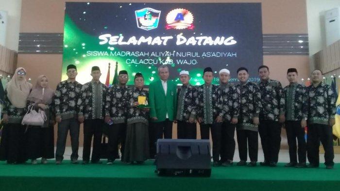 MA Nurul As'adiyah Callaccu Wajo Dorong Santrinya Kuliah di UMI