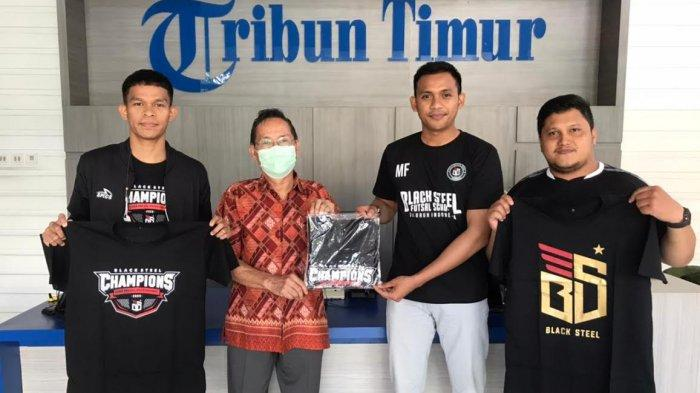 Black Steel Futsal School Buka Pendaftaran Peserta Siswa Baru, Siap Lahirkan Pemain Terbaik
