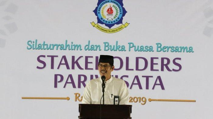 Didukung Sandiaga Uno, Direktur Poltekpar Makassar: Kami Sudah Siap Kuliah Tatap Muka