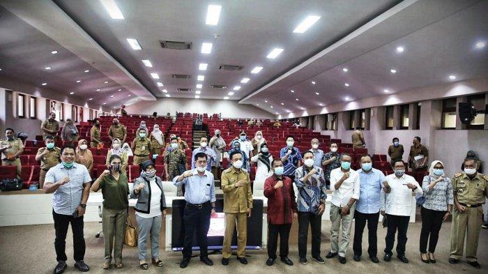 FOTO: Kunker Pansus DPRD Sulsel, Prof Rudy Harap Rencana Tata Ruang Berorientasi Investasi