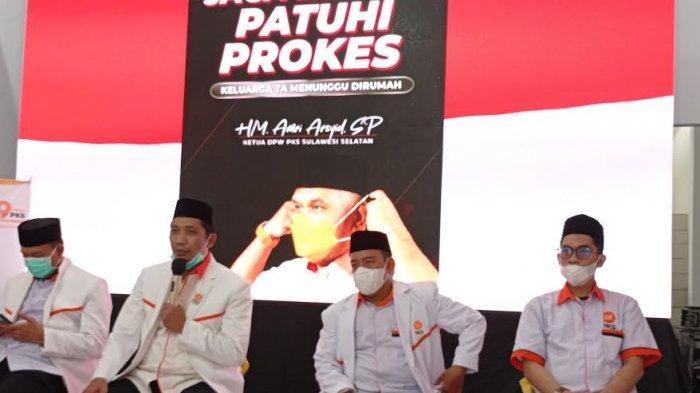 Mulai Rekrut Tokoh Masyarakat, PKS Pinrang Target 8 Kursi di DPRD