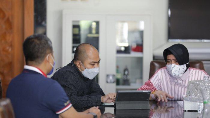 Plh Kadis Pariwisata Makassar Bahas Persiapan CBFW 2021