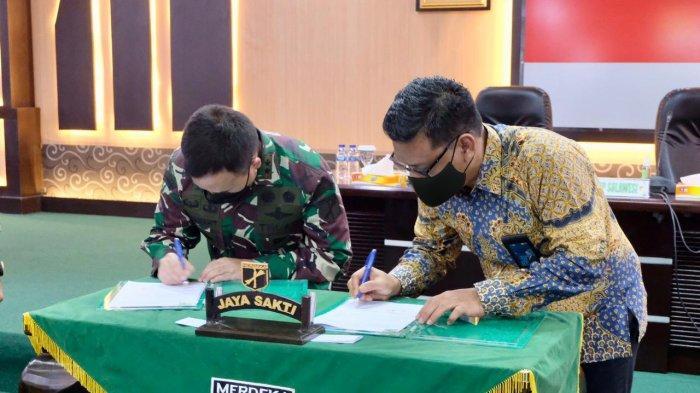 Tingkatkan Keandalan Listrik di Sulawesi, PLN Perkuat Sinergi dengan Kodam XIII/Merdeka