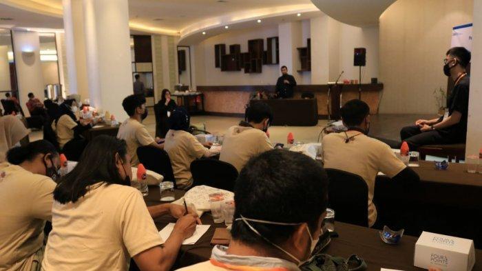 PLN Tambah Keahlian Meracik Kopi bagi 25 Penyandang Disabilitas di Makassar