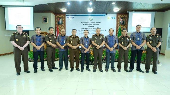 PLN Regional Sulawesi Temui Jaksa di Kantor Kejati, Tujuannya?
