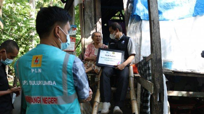 Terang untuk Selayar, PLN Sambung Listrik Gratis Rumah 546 Keluarga Pra Sejahtera