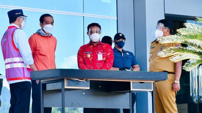 Plt Gubernur Sulsel Minta Jokowi Perpanjang Runway Bandara Toraja