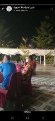 Plt Gubernur Sulawesi Selatan Andi Sudirman Sulaiman menjamu skuat PSM Makassar di Rumah Jabatan (Rujab) Gubernur Sulsel Jl Sungai Tangka Makassar, Kamis (2/9/2021).