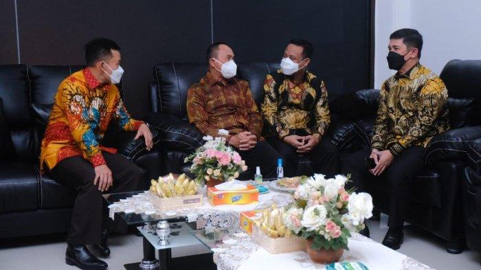 Plt Gubernur Sulsel: Terima Kasih Mayjen Andi Sumangerukka, Selamat Datang Mayjen Mochamad Syafei