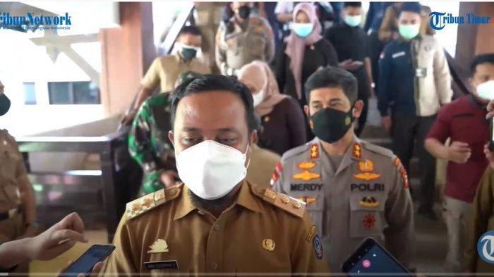 Rakornas Terkait Inflasi Bareng Jokowi Andi Sudirman: Kita Maksimalkan Ekspor Pertanian