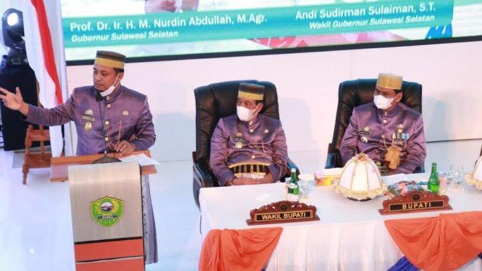 Kagumi Prestasi Pengumpulan Zakat, Plt Gubernur Minta Baznas Sulsel Belajar di Barru