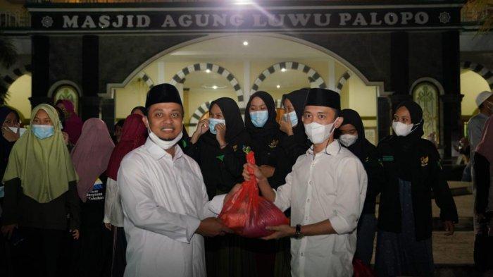 Andi Sudirman Sulaiman Ramadan Berbagi di Palopo