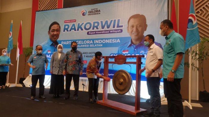 Partai Gelora Sulsel Rekrut Mantan Legislator