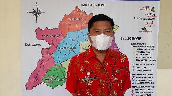 Update Pasien Covid-19 di Sinjai, 115 Orang Sembuh dan Bertambah 99 Kasus Positif