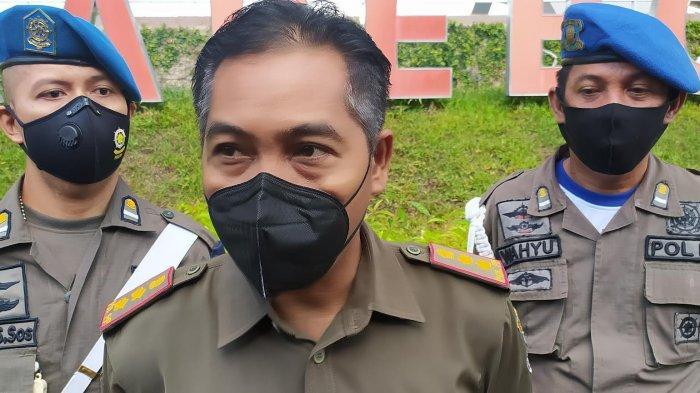 Plt Kasatpol PP Makassar, Iqbal Asnan