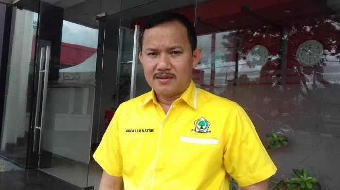 Partai Golkar Tunjuk Abdillah Natsir Plt Ketua di Luwu, Diisukan Incar Istri Bupati Basmin