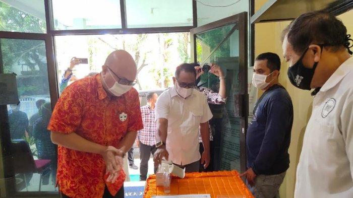 Kunjungi KPU Parepare, Plt Ketua KPU RI Tekankan Komisioner Jaga Solidaritas