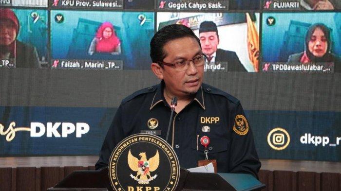 Hari ini, DKPP Periksa 2 Komisioner KPU Maros