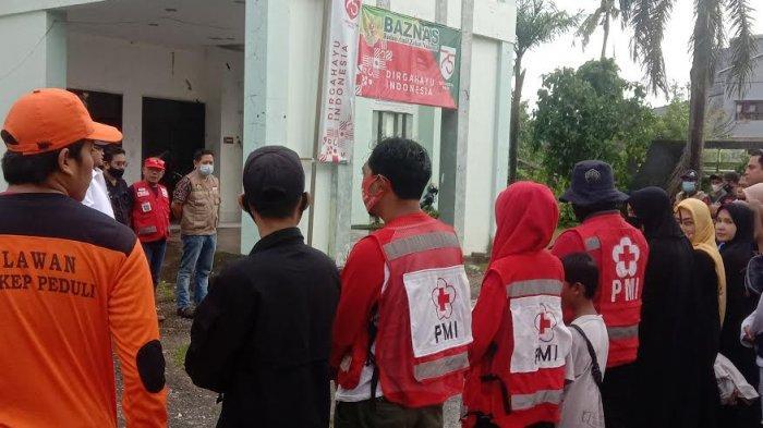 PMI Pangkep Kirim Relawan dan Sembilan Armada Bantuan ke Sulbar