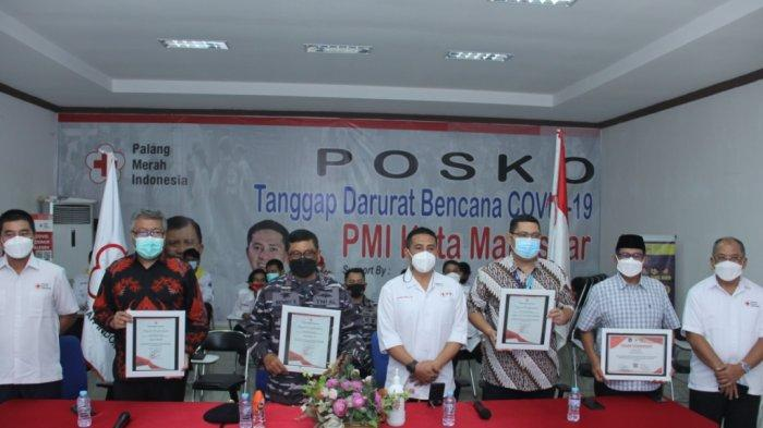 HUT Ke-76 Tahun, PMI Makassar Apresiasi Mitra & Relasi