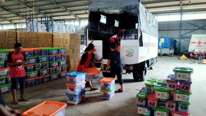 PMI Sulsel Salurkan Bantuan Bagi Warga Terdampak Banjir