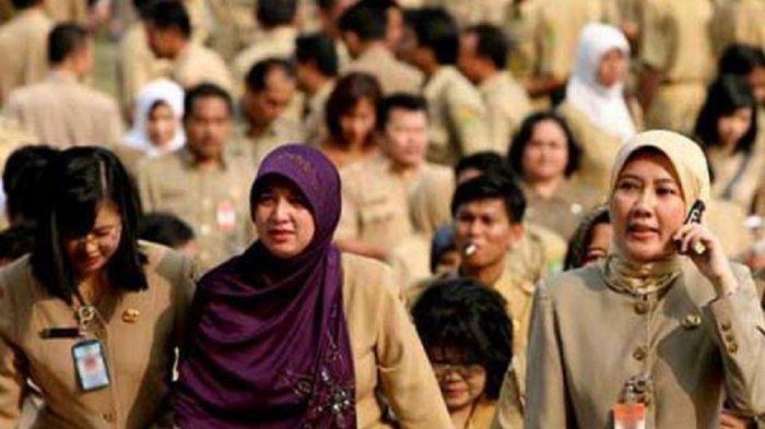 Siapa Berani Lawan Perintah Jokowi? Semua PNS Instansi Pusat Bakal Dipaksa Pindah ke Ibu Kota Baru