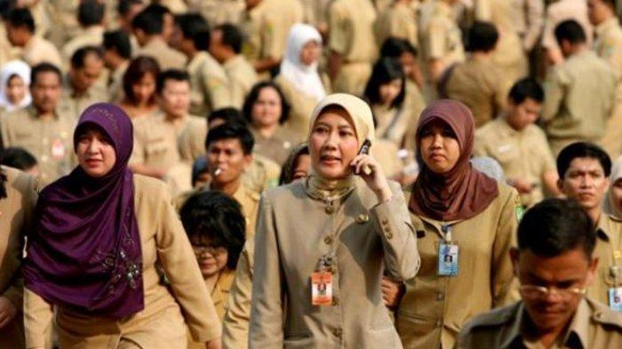 PNS Siap-siap Dipecat Kalau Ikut Aksi Demo Hari Ini 22 Mei 2019, Kalau ke Jakarta Langsung Dicopot