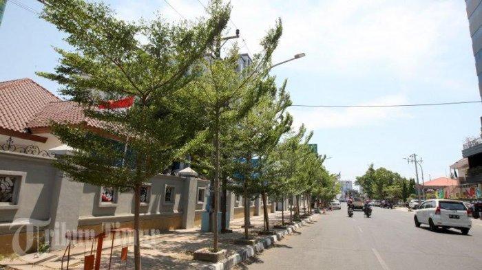 Tiga Tersangka Mark Up Anggaran Pohon Ketapang Dijebloskan ke Lapas Makassar