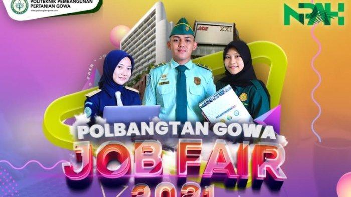 Job Seeker Bersiaplah! Polbangtan Gowa Akan Gelar Job Fair di Makassar
