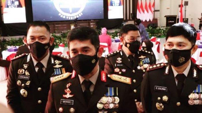 Irjen Pol Merdisyam Pimpin Upacara HUT ke-75 Bhayangkara di Polda Sulsel