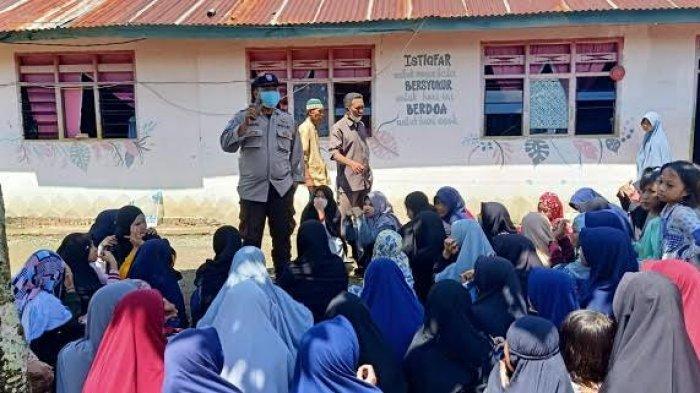 Peneror di Pondok Pesantren Syiar Sinjai Alami Gangguan Jiwa