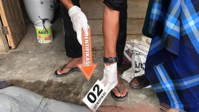 Mayat Laki-laki di Topoyo Mateng Ditemukan Membusuk di Rumah Kebun