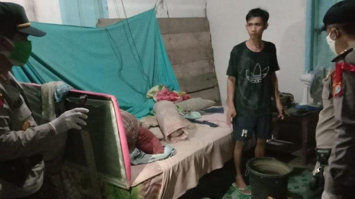 Kesal Tak Diberi Uang, Seorang Anak di Pasangkayu Sulbar Tega Bunuh Ayah Kandung