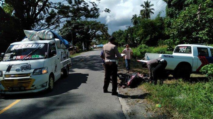 Korban Tewas Lakalantas MX King Vs Vega di Desa Kaluku Luwu Tinggalkan Anak yang Baru 5 Bulan